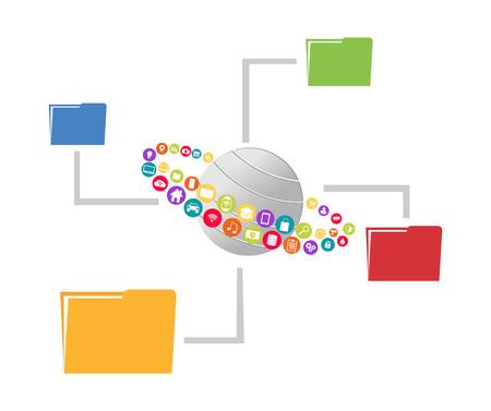 cloud service: Cloud service.