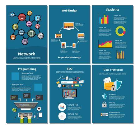 monetize: Template design for  business solution background. Analytics concept. Graphic element. Infographics Brochure element. Illustration