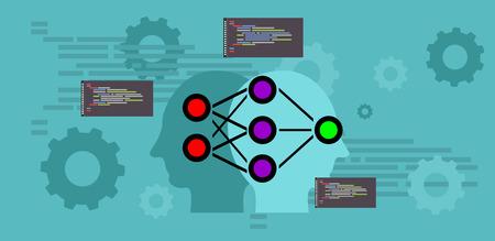 Nauczanie maszynowe. Sztuczna koncepcja sieci neuronowej