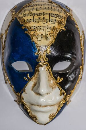 A close up of a mask. High quality photo Stock fotó