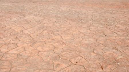패턴 화 된 포장 타일, 시멘트 벽돌 바닥 배경