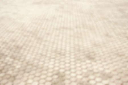 paving tiles: patterned paving tiles blur background