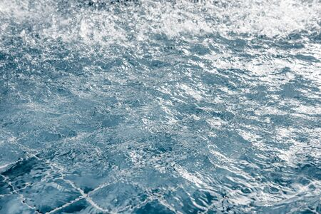 Water background pale fresh style