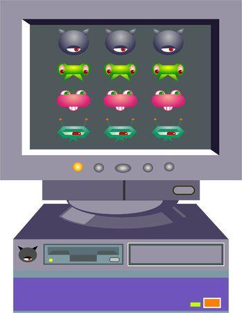 invaders: virus invaders