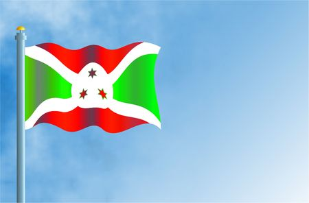 burundi: Burundi Stock Photo
