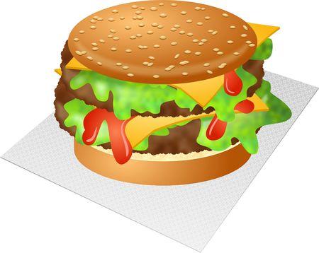 beefburger: burger