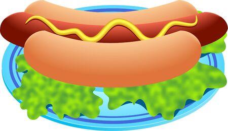 bap: hotdog