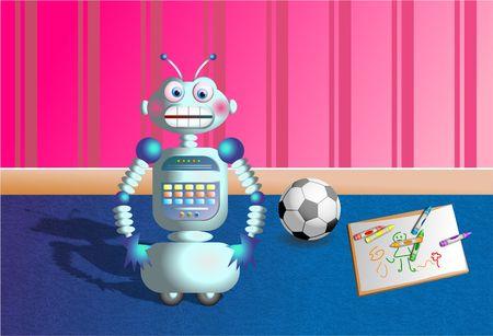 robot  Banque d'images - 231103