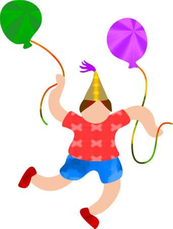 celebrate life: party boy
