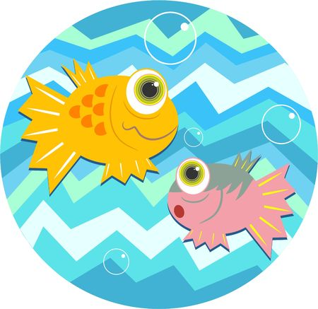 funky fish Stock Photo - 242138
