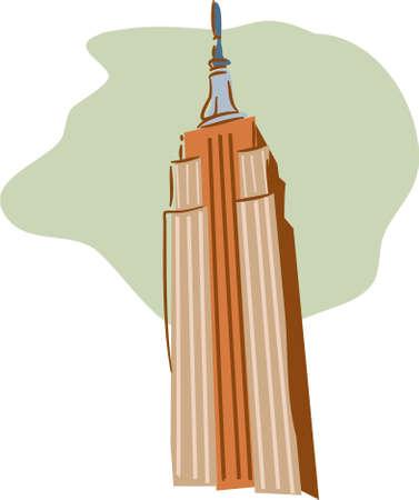 empire state building: empire state building
