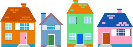 4 door: residential street
