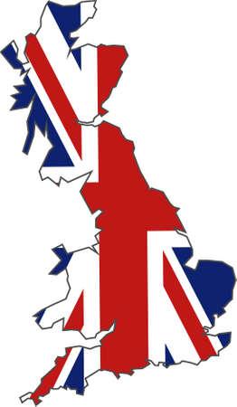 national identity: Regno Unito Archivio Fotografico