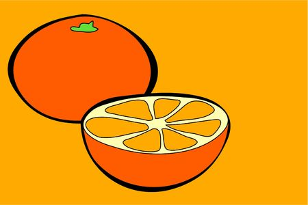 edibles: oranges