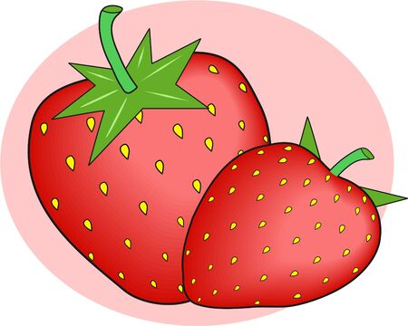 edibles: strawberries