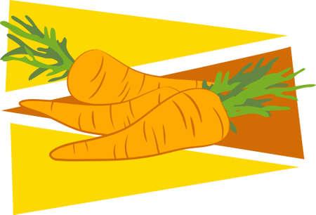 edibles: carote