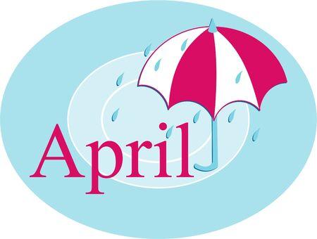april showers photo