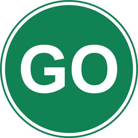 go sign: go sign