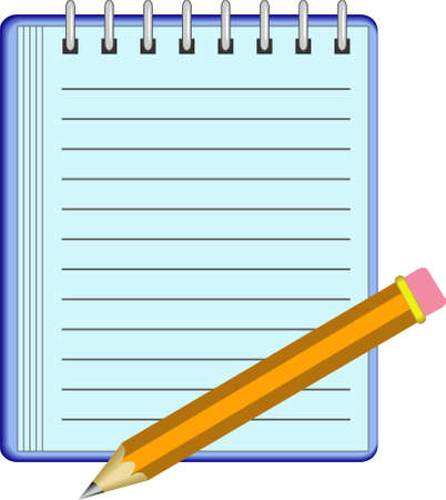 note pad: note pad
