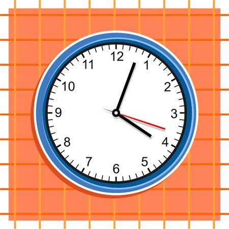 analogue: clock