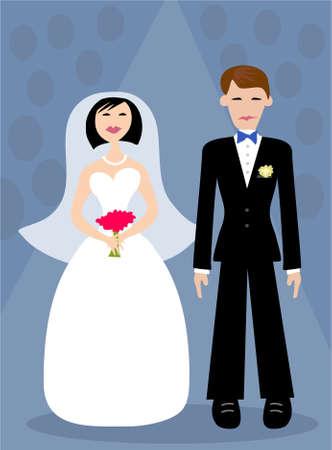 vows: wedding day