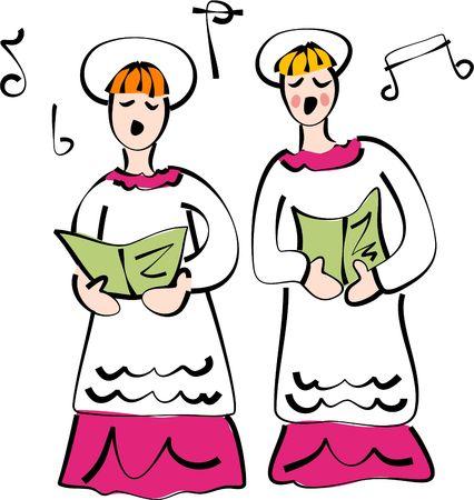 church choir Stock Photo - 247786