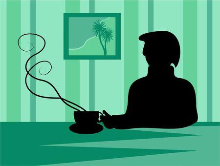 unwind: coffee break