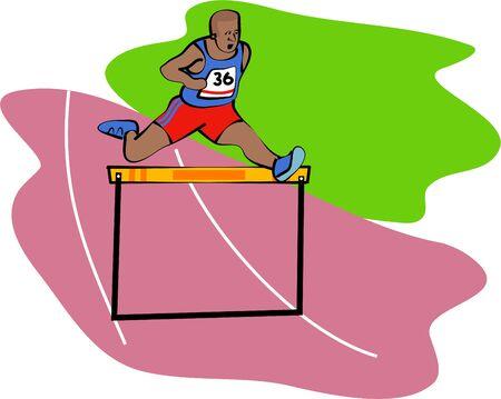 flink: H�rde Sportler