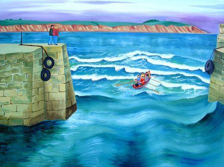 gig: gig rowers