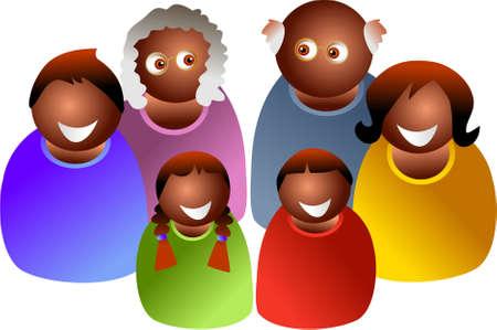 group b: generations