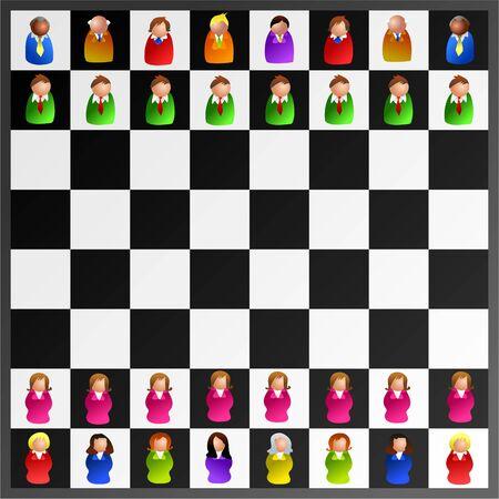 executive chess Stock Photo - 272554