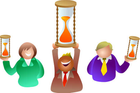 timer people Stock Photo - 282494