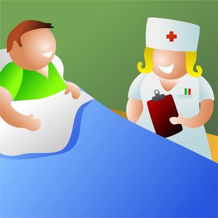 ward: ward nurse