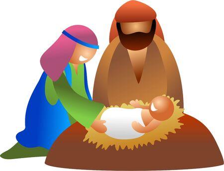 saviour: baby Jesus