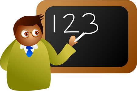 lecturer: maths teacher