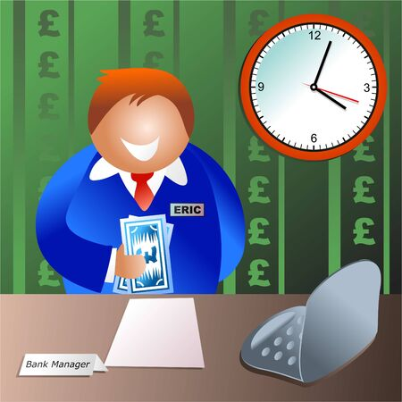 bank manager Stock Photo - 286753