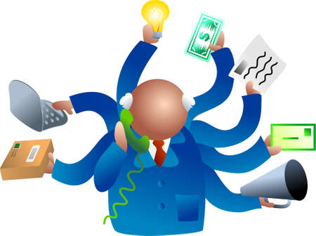 busy business Stock Photo - 292824