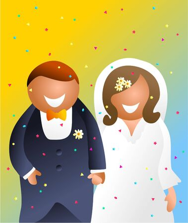 bride and groom Stock Photo - 292809