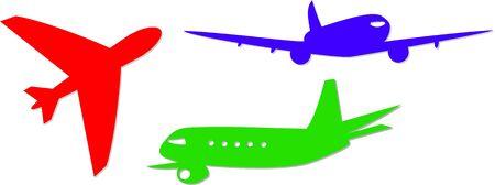jumbo: jumbo jet icons