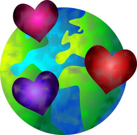 love world Stock Photo - 414688