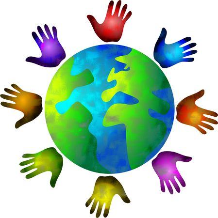 cultural diversity: mundo diverso