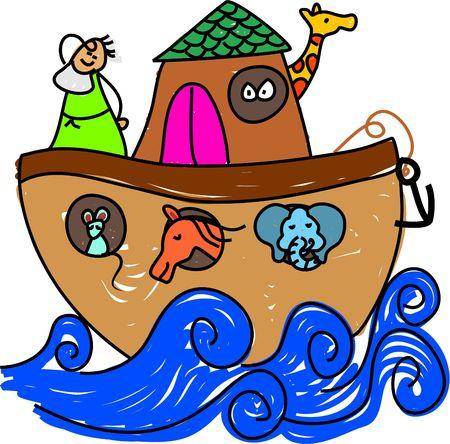 noahs ark photo