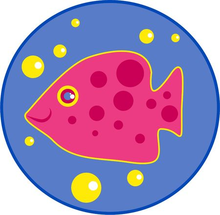spotty fish Stock Photo - 489317