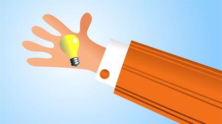 handy: handy idea Stock Photo