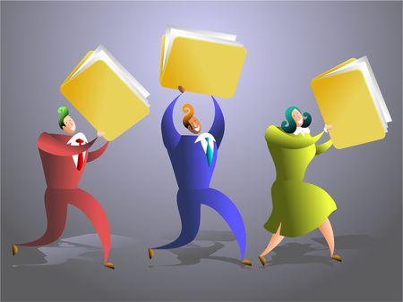 confidentiality: folder team