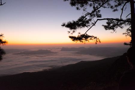 sunup: Sun rise