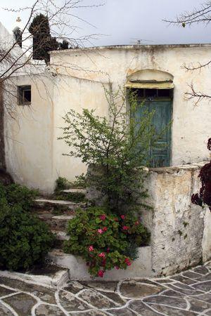 Old home - Paros Island, Greece Stock Photo - 1963762