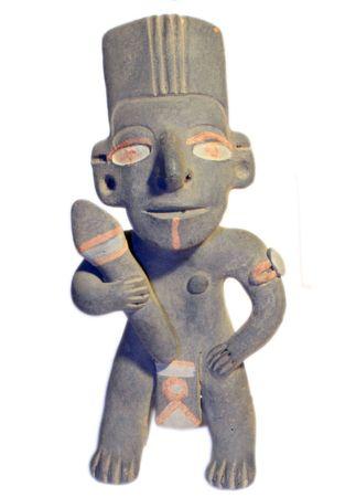 Museo copia de la antigua estatua de Am�rica del Sur