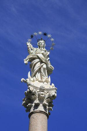 lucca: Lucca, statue