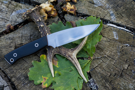 hunting knife photo